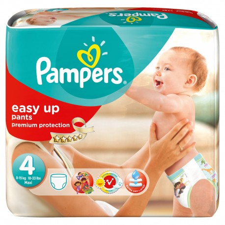 184 Couches Pampers Easy Up Taille 4 A Petit Prix Sur Choupinet